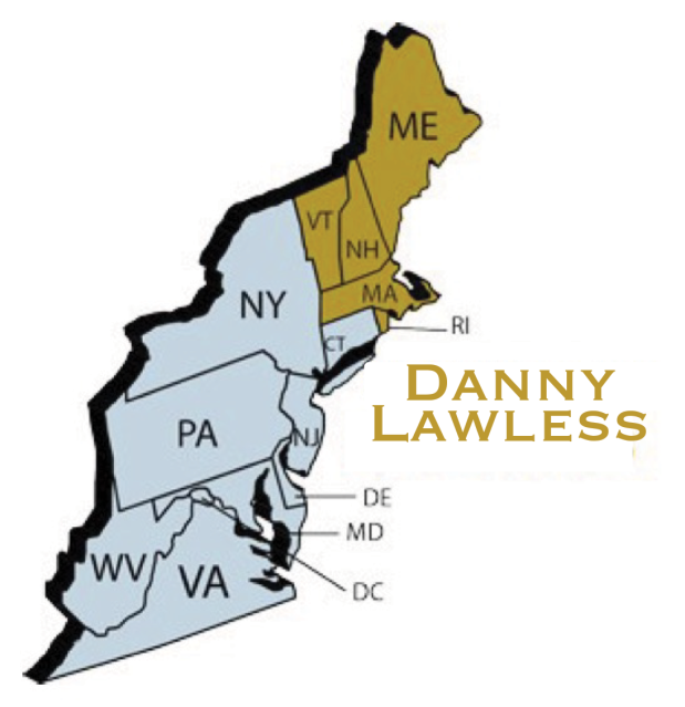 DANNY Website Grafic